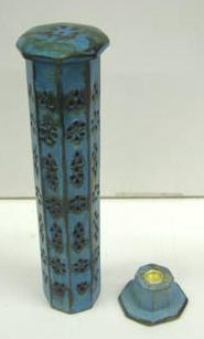 Ceramic Incense Tower - Click To Enlarge