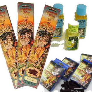 Click To See Our Classic Range Of Incense And Patchouli Oils