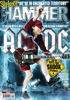 Metal Hammer Magazine - Click For Details