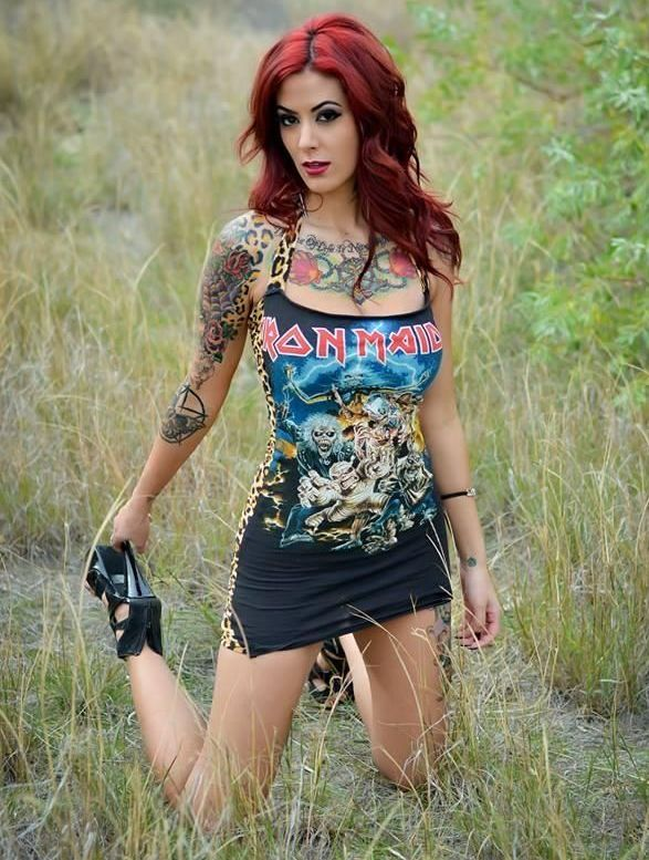 Click To See Our Fantastic Range Of Heavy Metal Clothing