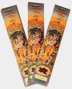 Spiritual Sky Incense Sticks - Click To Enlarge