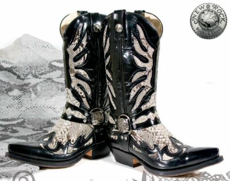 Snakeskin - Click To see Our Fantastic Range Of New Rock Boots